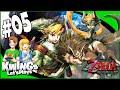 The Legend of Zelda: Twilight Princess HD Episode 5 Midna is Evil!