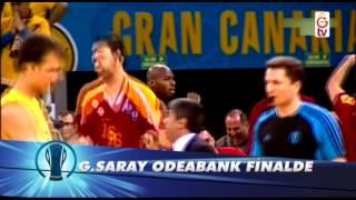 GSTV|EUROCUP'TA ŞAMPİYONLUĞA SON 2 MAÇ 3.KLİP