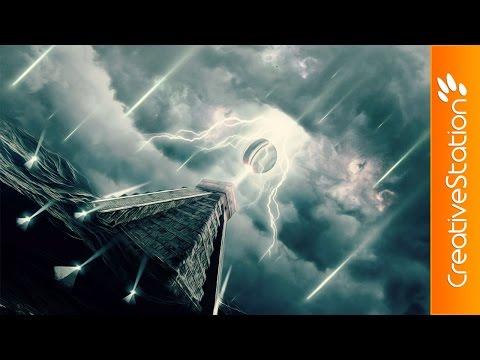 Pyramid fear - Speed art (#Photoshop) | CreativeStation