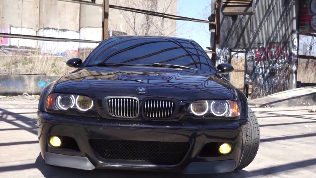 2002 black bmw m3 e46 by take4ride youtube. Black Bedroom Furniture Sets. Home Design Ideas