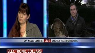 Vet Barry Cameron On Sky News Debating Use Of Electric Shock Dog Collars