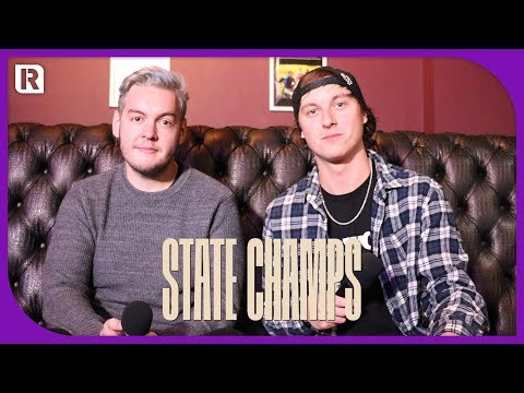 State Champs Interview: Derek & Tyler Talk Neck Deep, Fall Out Boy & 'The Finer Things' Mp3