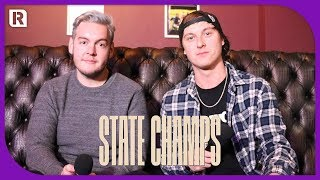 State Champs Interview: Derek & Tyler Talk Neck Deep, Fall Out Boy & 'The Finer Things'