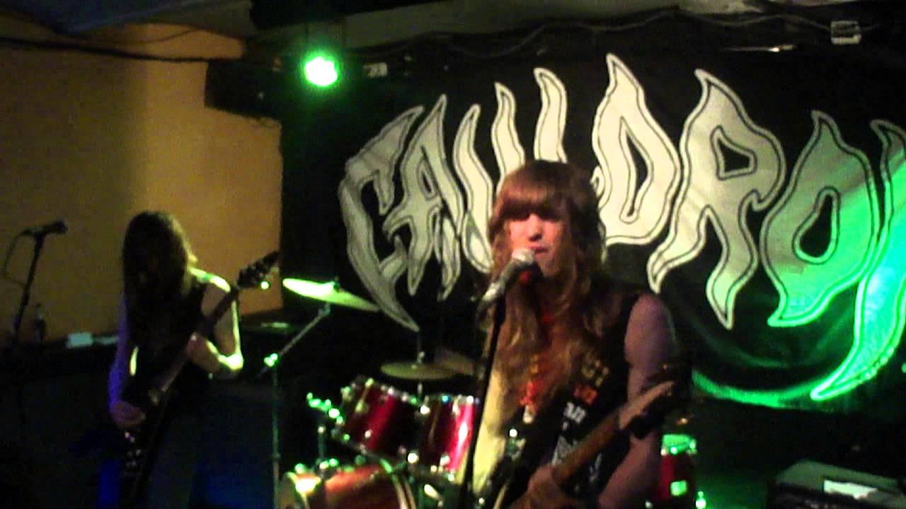 Download CAULDRON - Nitebreaker (Live in Barcelona December 2012)