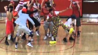 The Harlem Shake Redwood Valley Basketball team