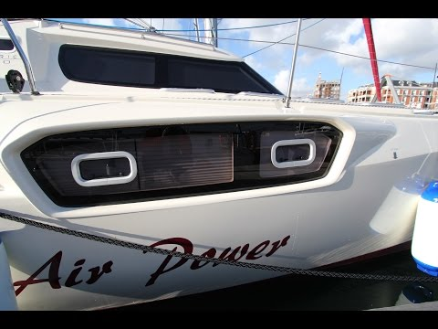 Maverick 440 AIR POWER detailed walk through of interior and systems