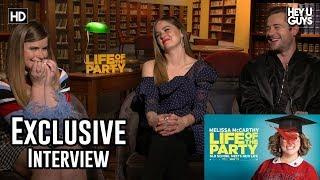 Debby Ryan, Luke Benward & Jessie Ennis -  Life of the Party Exclusive Interview