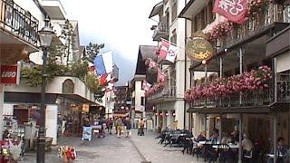 Engelberg: a Swiss Mountain Village near Lucerne, Switzerland