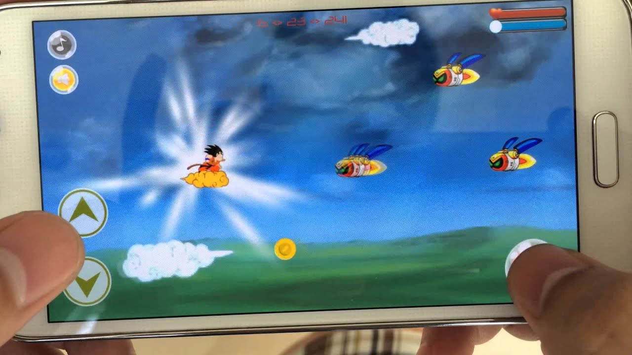 Adventures For Dragon Ball Z Mobile Game On Appstore And