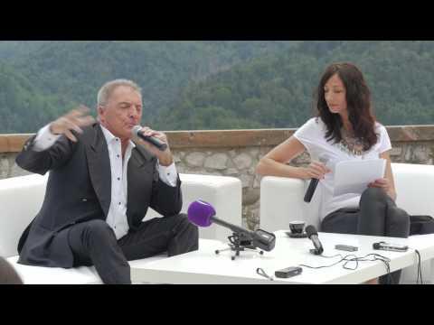 INTERVJU Z RAZGLEDOM -- GOST: ARMAND ASSANTE