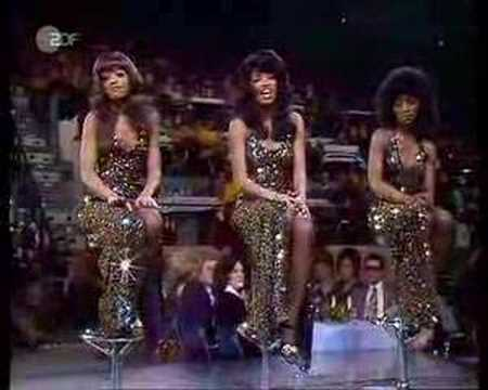 -The Three Degrees- -When will Isee you again-