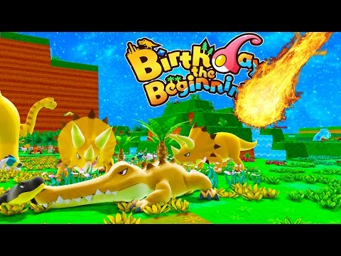OUR FIRST MAMMALS + The REAL Reason Dinosaurs Went Extinct - Birthdays the Beginning Gameplay Part 3