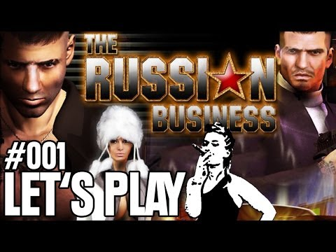 Let's Play Browsergames - The Russian Business #001 - Mafia-Mitglied-Miri [Full-HD Gameplay]