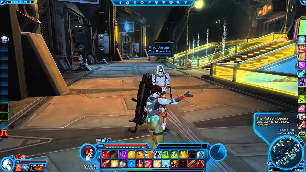 Star Wars: The Old Republic Videos - GameSpot