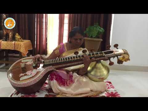 Annamayya Padayagnam- Mangambudhi Hanumantha by Smt. Meera rao Garu