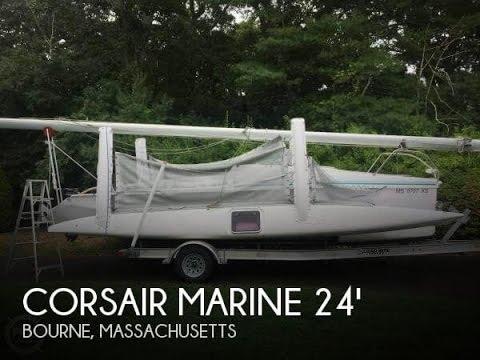 [UNAVAILABLE] Used 2013 Corsair Marine Sprint 750 MKII in Bourne, Massachusetts