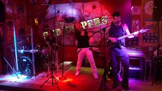 """PRIAM LIVE - Journey's cover """"Separate Ways"""" (Worlds Apart)"""