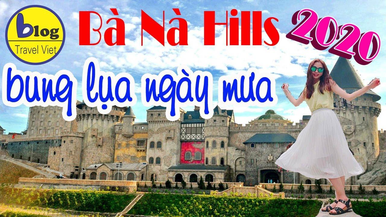 Bà Nà Hills Đà Nẵng 2020 – chi tiết về giá vé và hướng dẫn tham quan