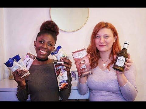 Testez dulciuri din Estonia împreună cu prietena mea Samara | Maria Dumitru