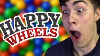 WORLD'S LUCKIEST BALL THROW - Happy Wheels #29