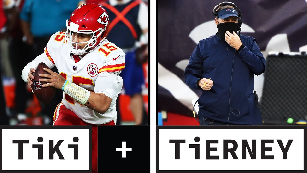 Chiefs Win Close Game Over Buccaneers | Is Belichick Why They are Winning?  | Tiki and Tierney