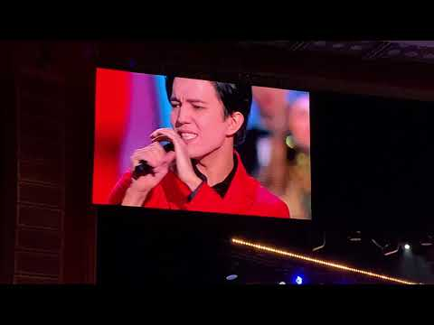 Dimash 8.03.2020 Moscow