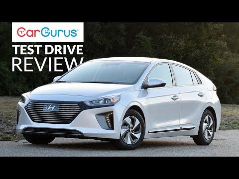 2019 Hyundai Ioniq Hybrid - Better Than The Prius?