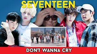"""Producer Reacts to SEVENTEEN """"Don"""