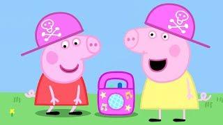 Peppa Pig Português Brasil - Os Amigos Grandes Da Chloe! Peppa Pig
