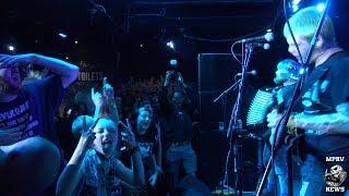 Manchester Punk Festival 2018 - (Part 2)  Fair Do's, Roughneck Riot, Random Hand - MPRV News