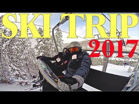 2017 Copper Mountain, Colorado Skii Trip