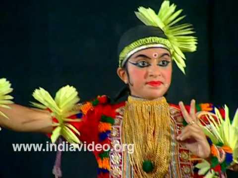 Seethangan Thullal - one of the thullal trio