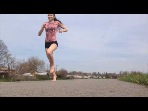 Easy Barefoot Running Training Schedule | RUN FOREFOOT