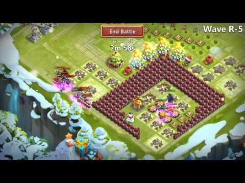 Castle Clash: HBM R !!