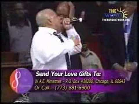 Prophet Todd Hall - Watch Night  2005 Part 1