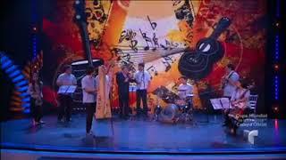 Video: Banda de niños y adolescente recorre el mundo tocando con instrumentos reciclados