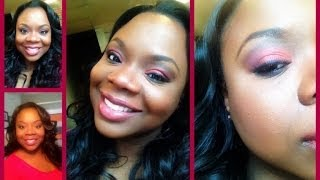 Valentine's Day Makeup Tutorial Thumbnail