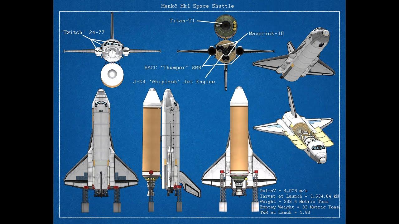 unused space shuttle design - photo #3