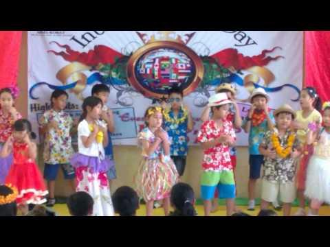 Naomi Hawaiian Dance