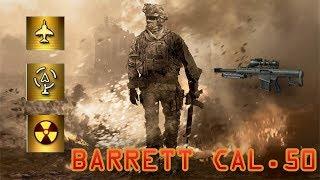 MW2 NUKE AVEC TOUTES LES ARMES ÉPISODE 21 : LE BARRET CAL .50