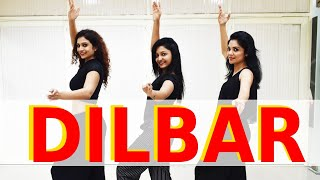 DILBAR Bollywood Dance Workout Choreography | DILBAR ZUMBA | FITNESS DANCE With RAHUL