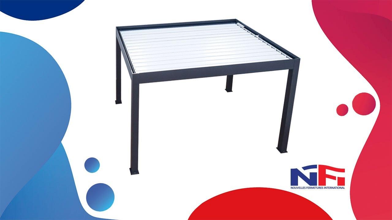 Pergola Bioclimatique Retractable Avis suncontrol 2-pergola bioclimatique autoportée