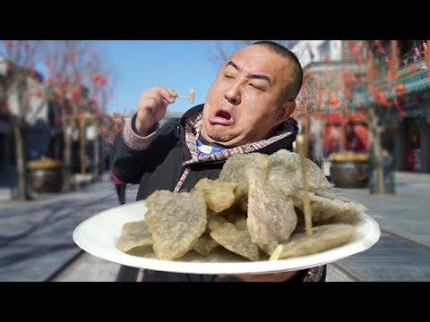 【吃货请闭眼】曾经是北京最好吃的炸灌肠!消失了20年后重新开张!卖100块钱一斤?Beijing Fried Sausage from Ming Dynasty