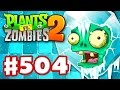 Plants vs. Zombies 2 - Gameplay Walkthrough Part 504 - Ice Pinatas! (iOS)