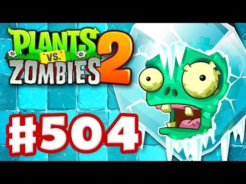 Plants vs. Zombies 2 - Gameplay Walkthrough Part 504 - Ice Pinatas! (iOS)