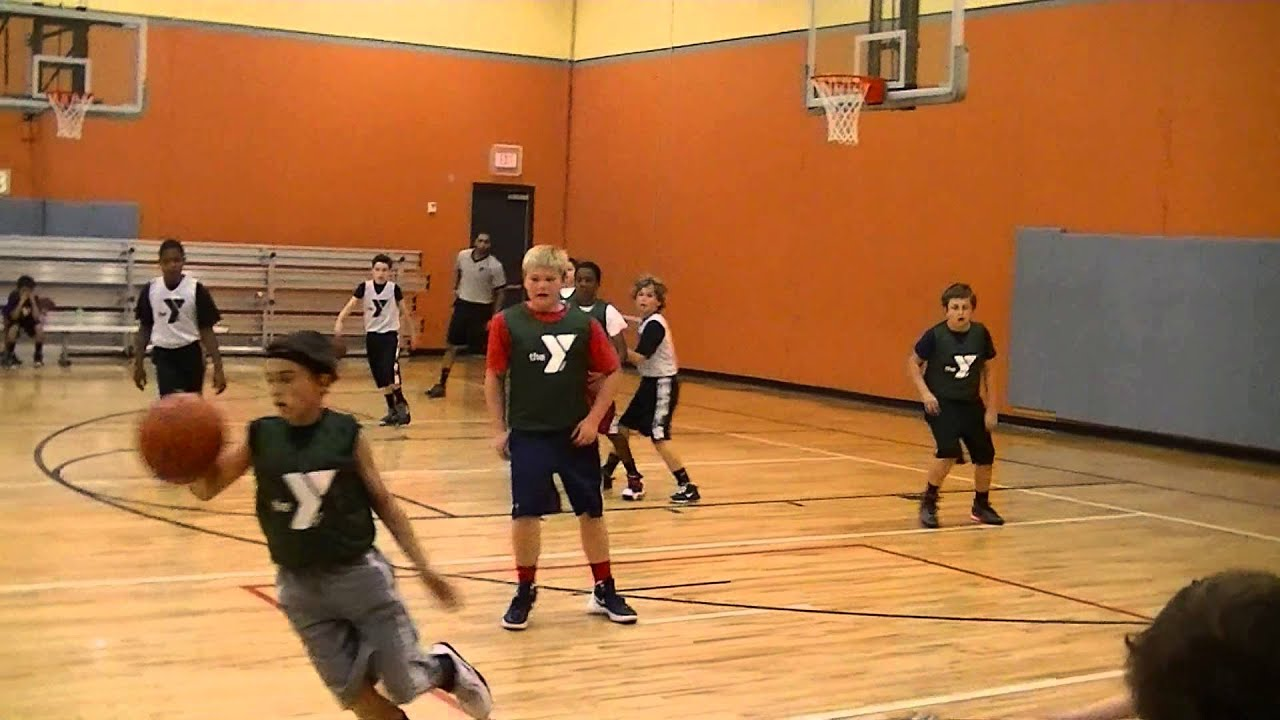 Josef Anderson YMCA Basketball Game 2- 23 -2013 - YouTube