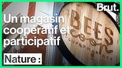 Bees Coop : le supermarché coopératif et participatif