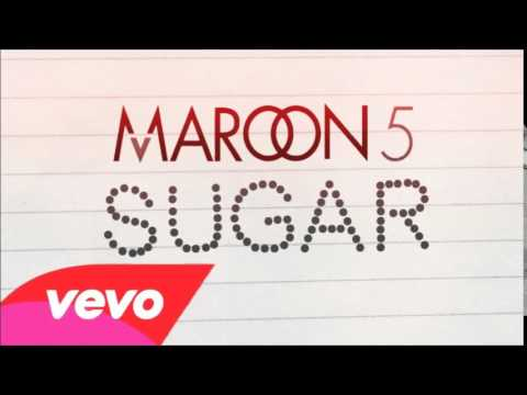 Maroon 5 Sugar (Audio)