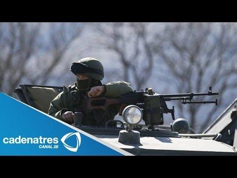 Rusia acepta misión europea en Crimea / Russia accepts European mission in Crimea