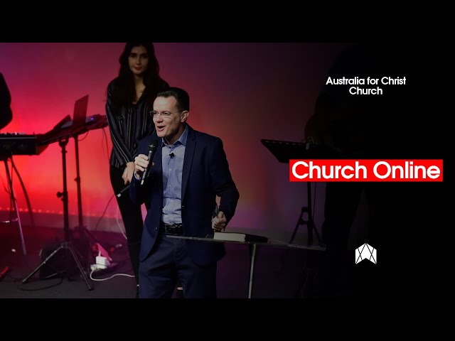 WHATEVER YOU DO, DON'T LOOK DOWN - SUNDAY 17 MAY - CHURCH ONLINE